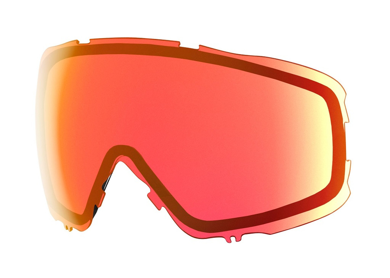 Chromapop Everyday Red Mirror - Smith Moment Replacement Lenses