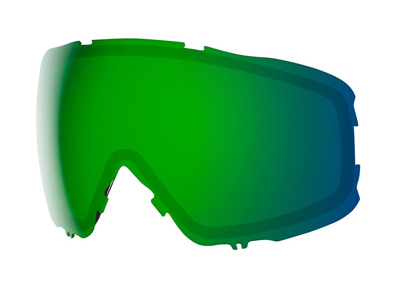 Chromapop Sun Green Mirror - Smith Moment Replacement Lenses