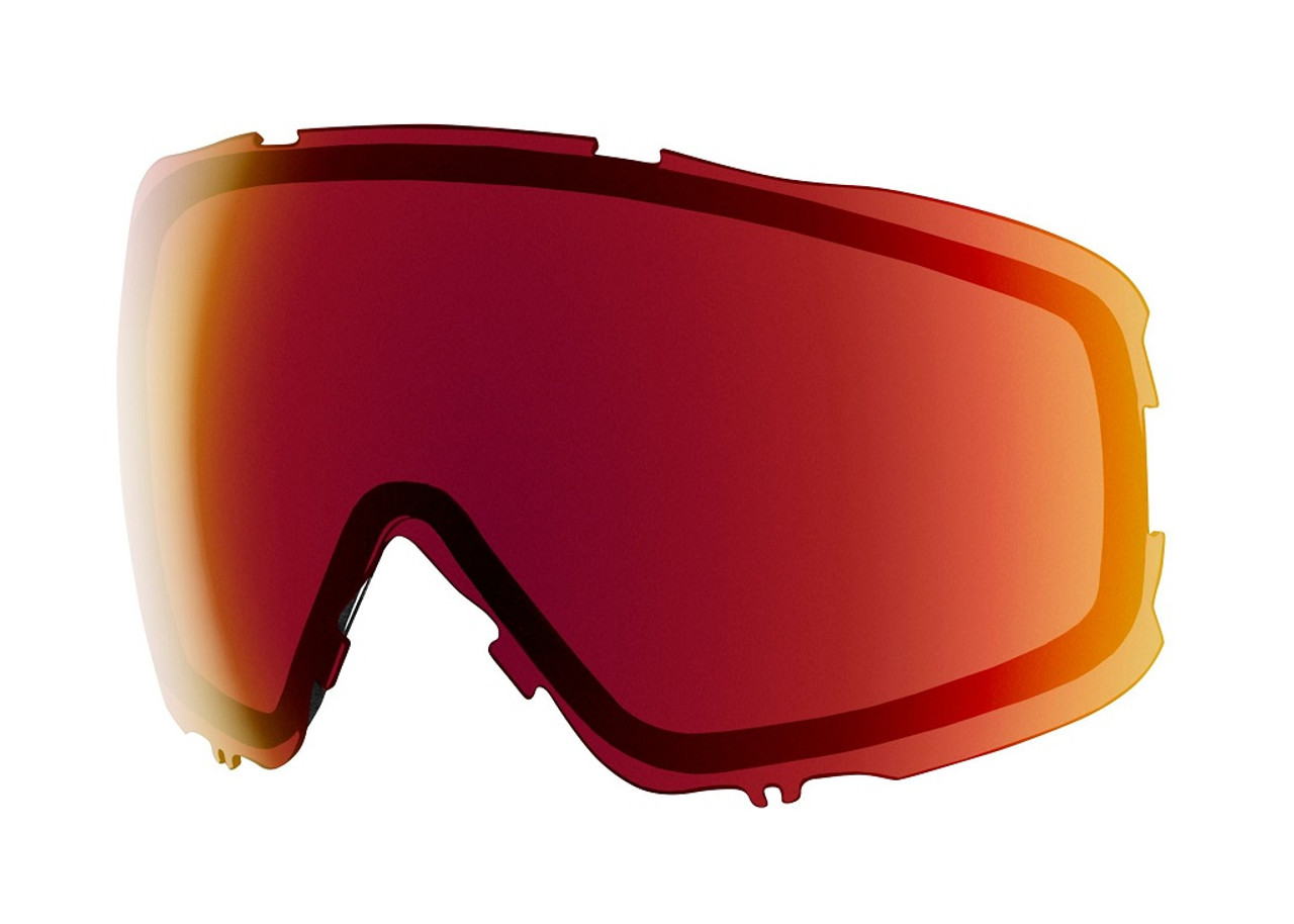 Chromapop Sun Red Mirror - Smith Moment Replacement Lenses