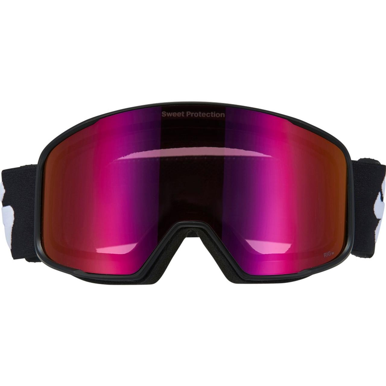 RIG Reflect Bixbite - Sweet Protection Boondock Lenses
