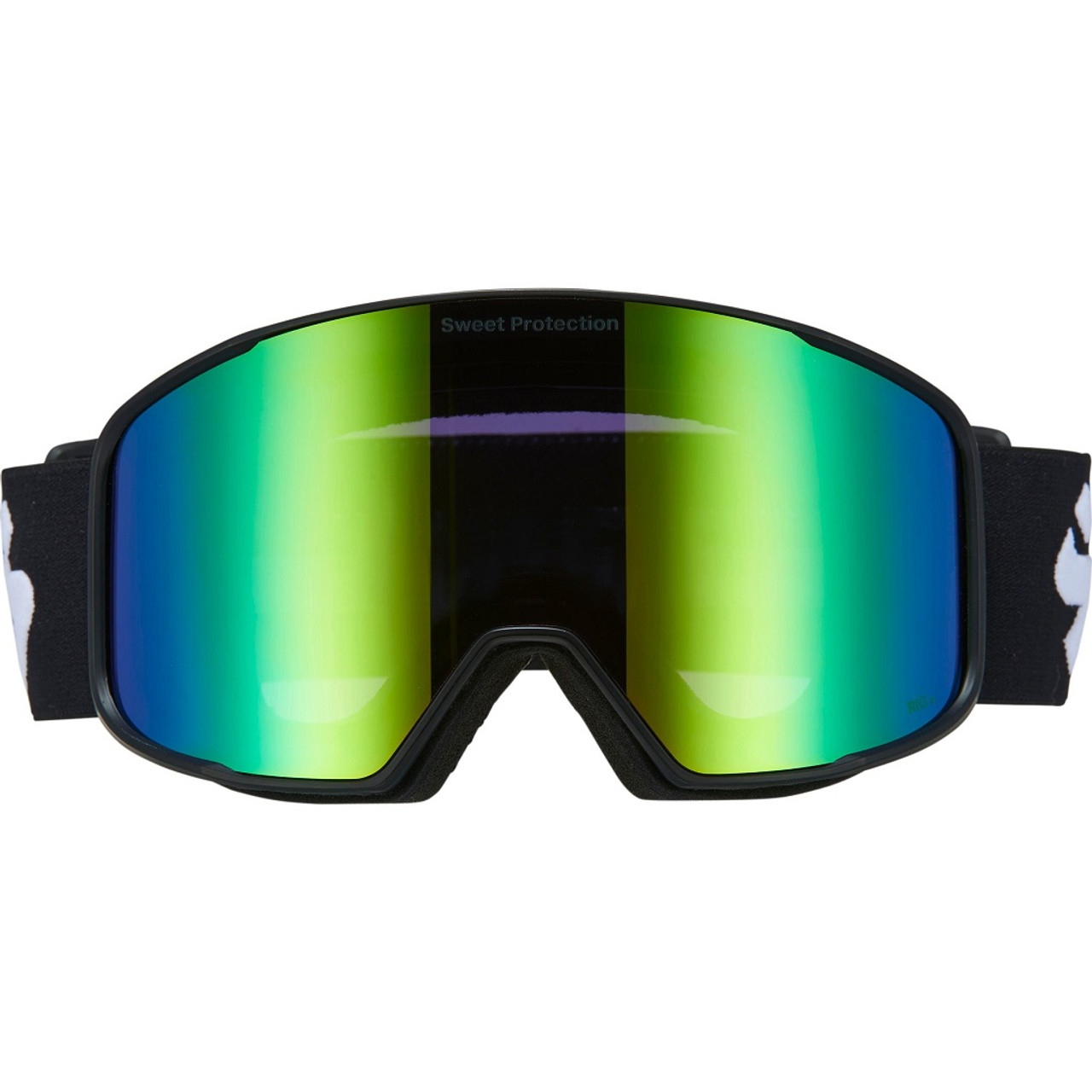 RIG Reflect Emerald - Sweet Protection Boondock Lenses