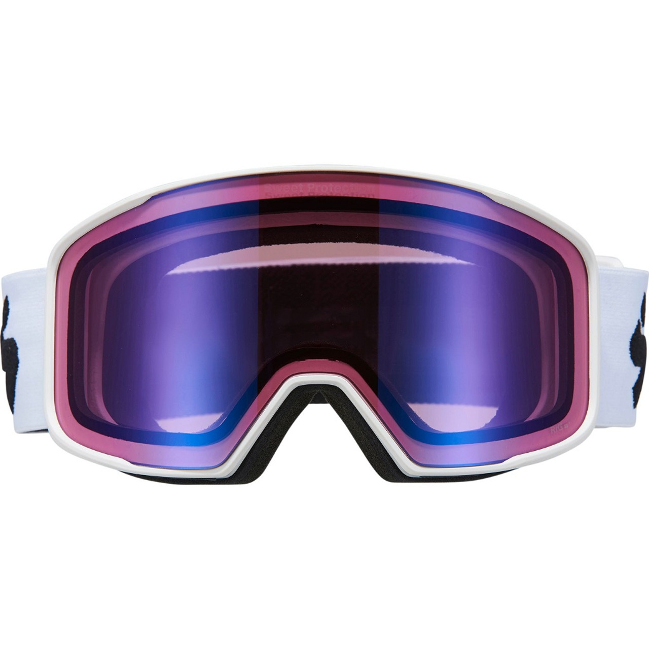 Matte White w/ RIG Light Amethyst - Sweet Protection Boondock Goggles