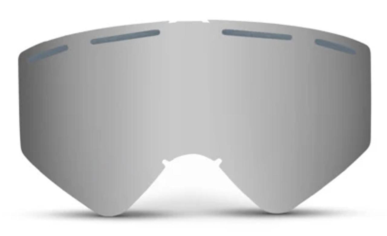 Blackbird Silver Mirror Lens