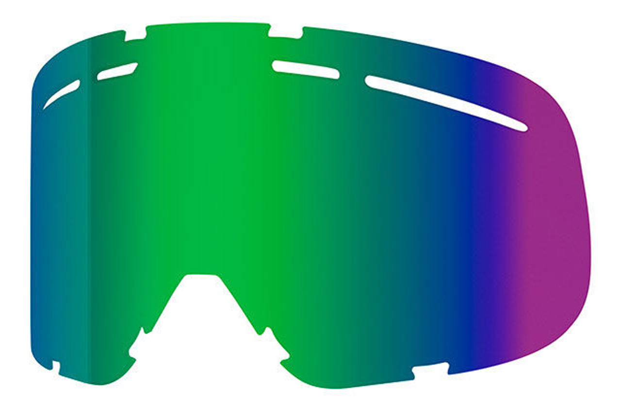 Green Sol-X Mirror - Smith Range Lenses