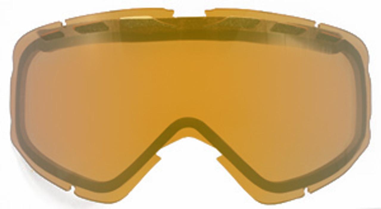 Amber Gold Mirror