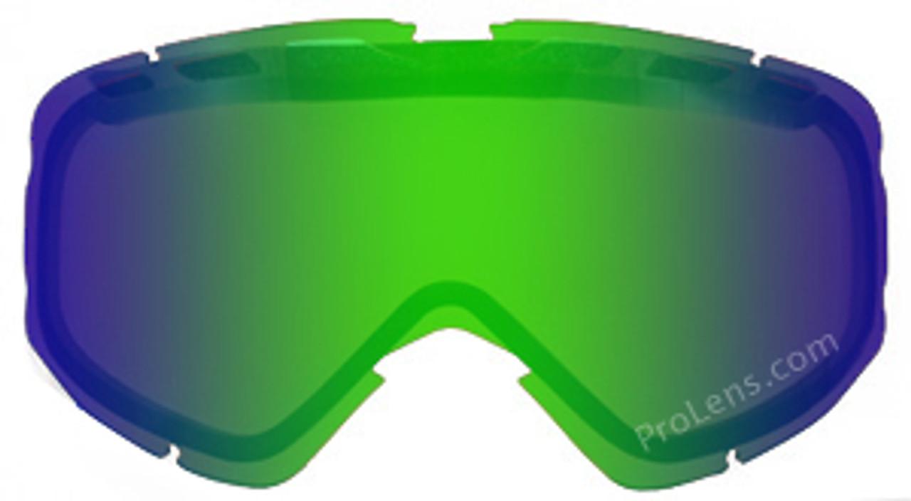 Loden Green Mirror