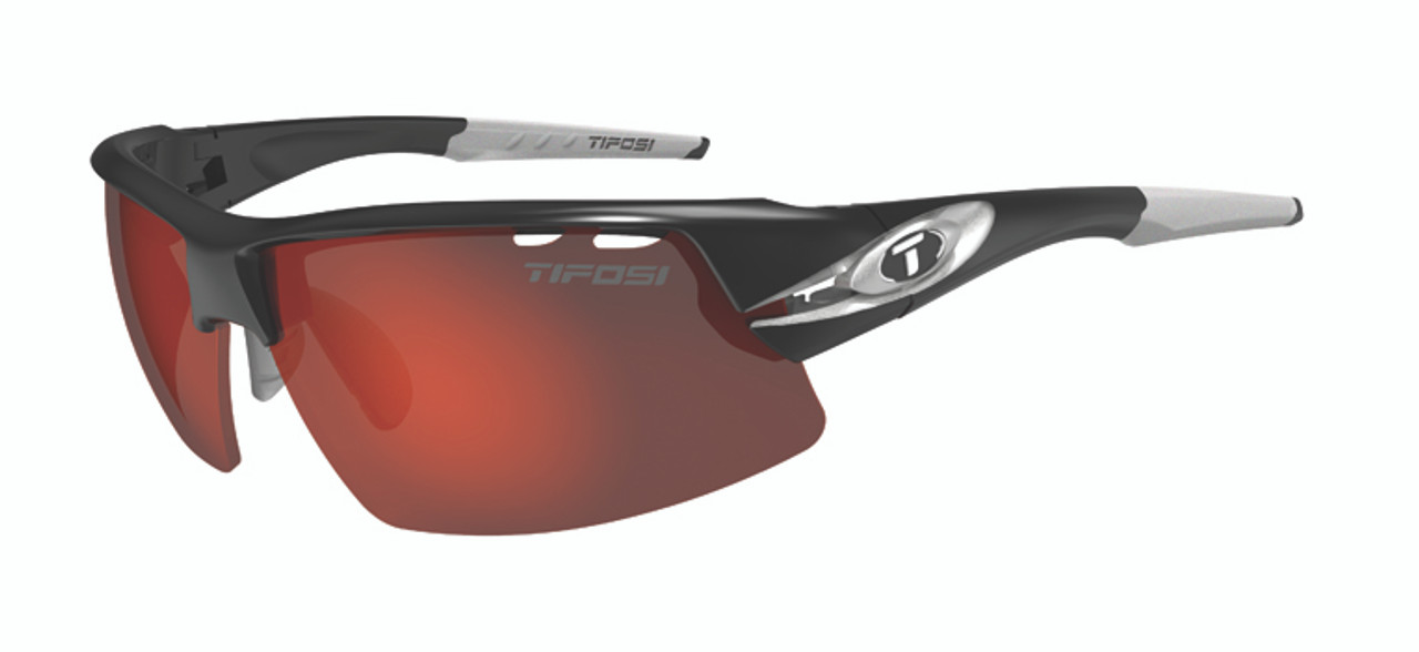 Race Silver - Clarion Red