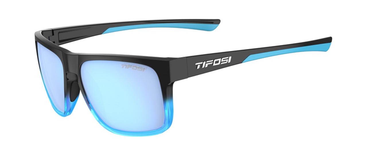 Onyx Blue Fade w/ Sky Blue Mirror - Tifosi Swick Sunglasses