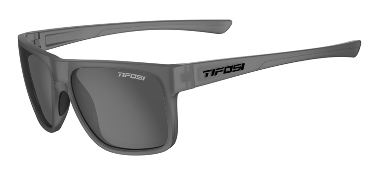Satin Vapor w/ Smoke - Tifosi Swick Sunglasses