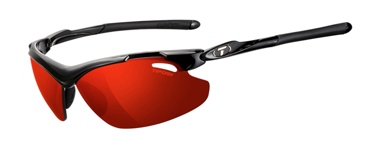 Gloss Black - Clarion Red, AC Red, Clear