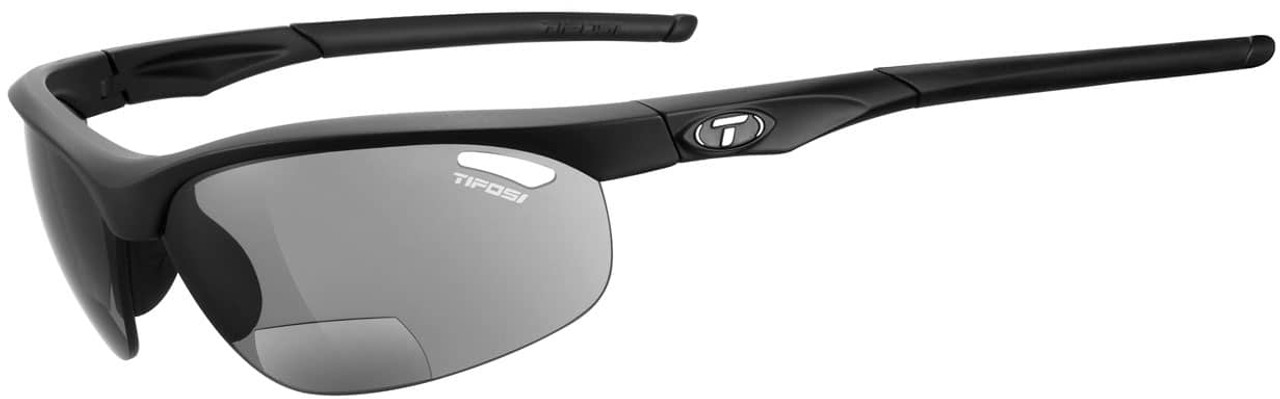 Tifosi Optics Veloce Reader Sunglasses - matte black smoke