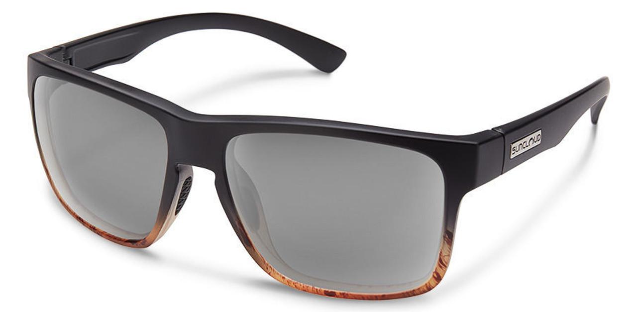 SunCloud Rambler Black Tortoise Fade  Sunglasses