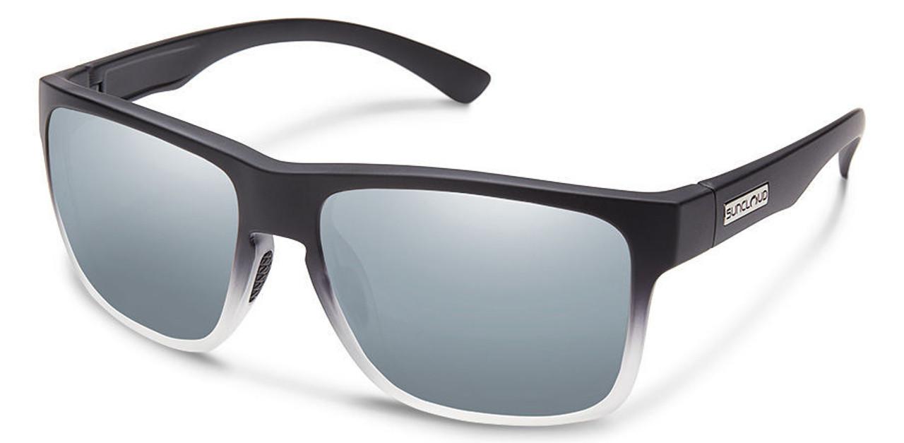SunCloud Rambler Black Grey Fade Sunglasses