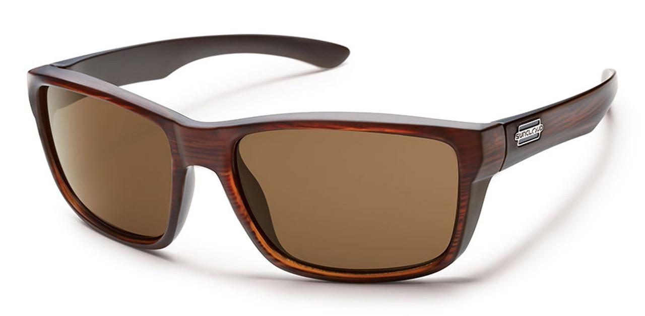 Suncloud Mayor Burnished Brown  Sunglasses