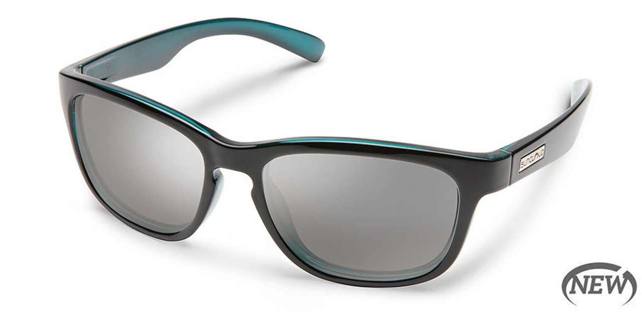SunCloud Cinco Aqua Backpaint Sunglasses