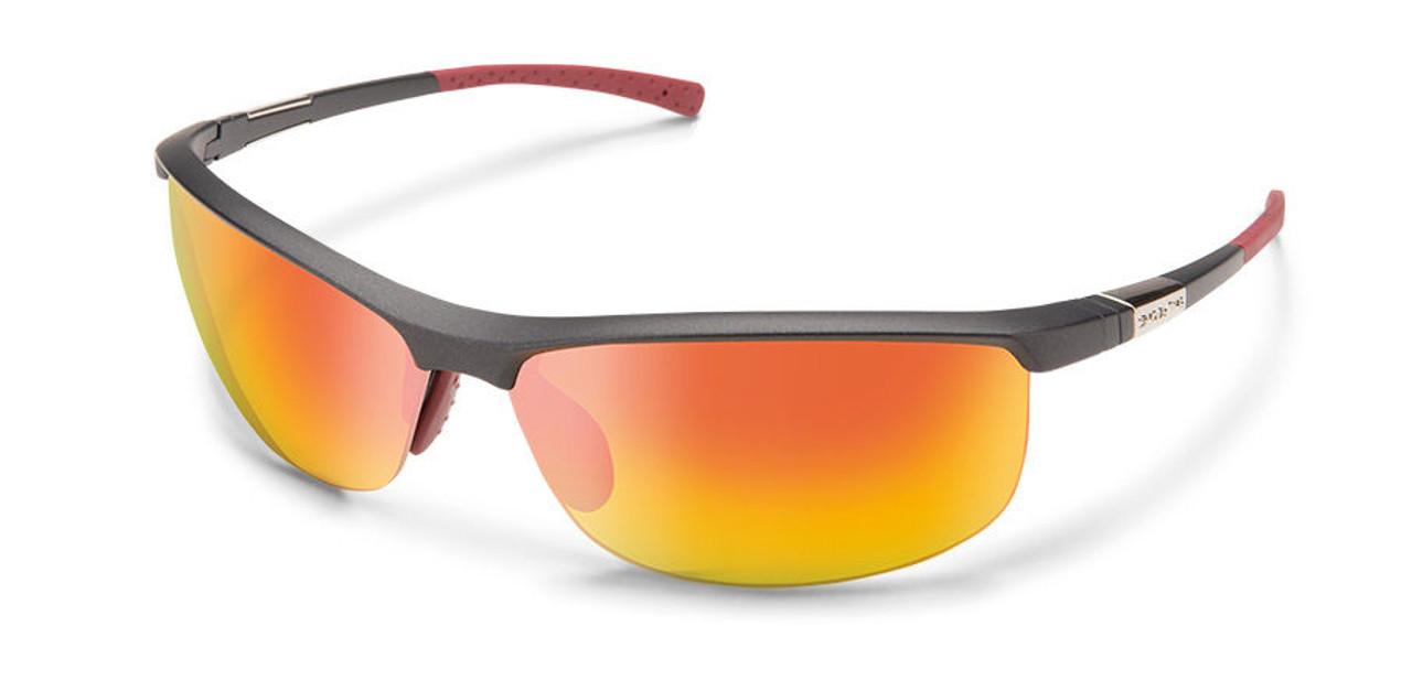 SunCloud Tension Black Sunglasses