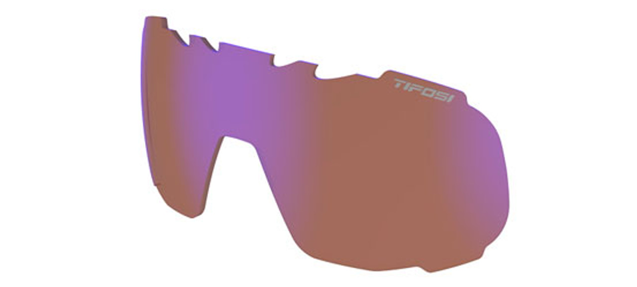 AC Red - Tifosi Sledge Lens