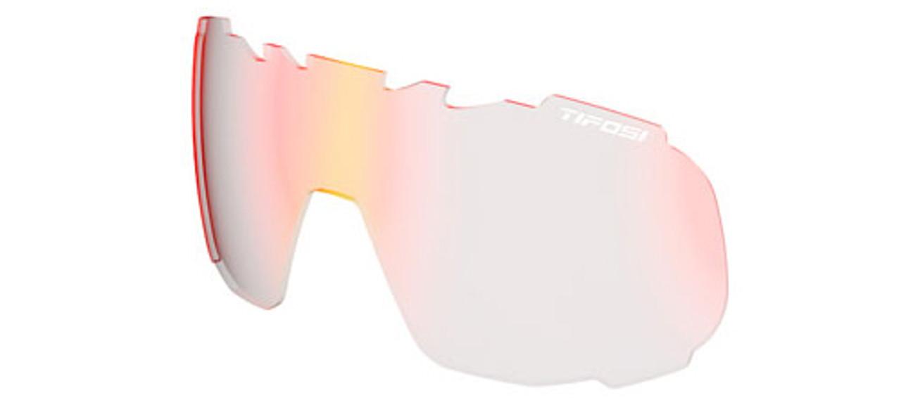 Clarion Red Fototec - Tifosi Sledge Lens