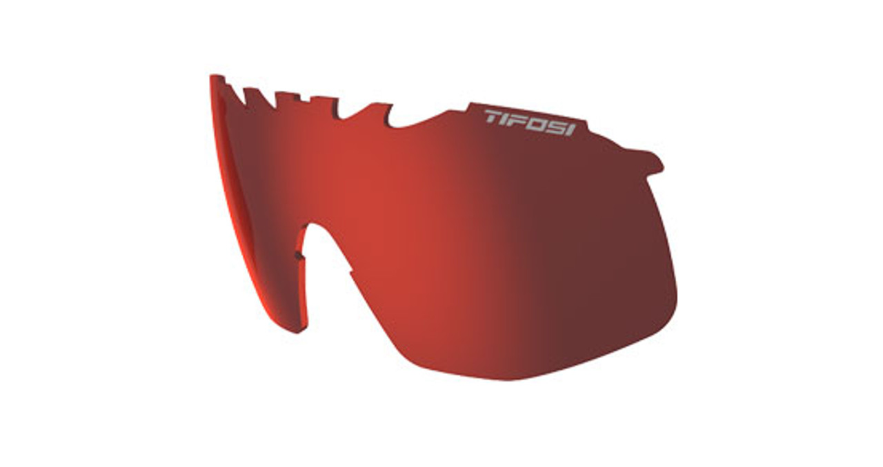 Clarion Red - Tifosi Sledge Lens