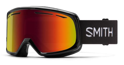 Black w/ Red Sol-X Mirror - Smith Drift Goggle