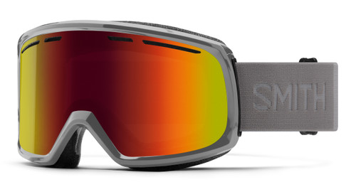 Charcoal w/Red Sol-X Lens - Smith Range Goggles