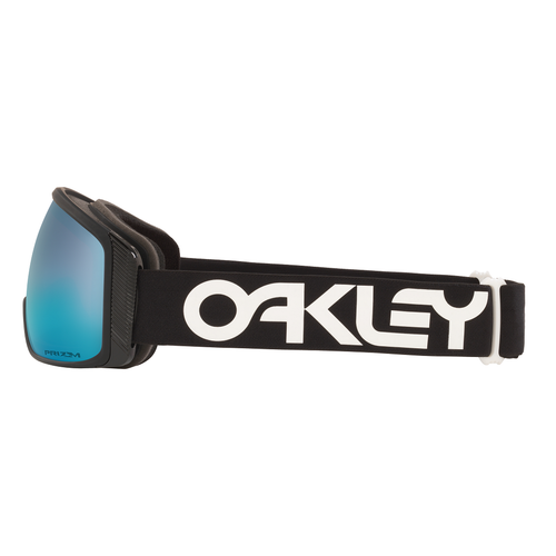 Oakley Flight Tracker XM Goggle - Factory Pilot Black w/ Prizm Sapphire