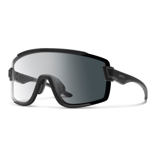 Matte Black w/ Photochromic Clear to Gray - Smith Wildcat Sunglasses
