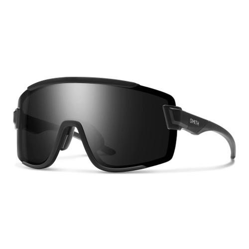Matte Black w/ Chromapop Black - Smith Wildcat Sunglasses