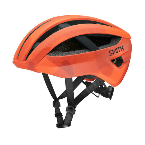 Matte Cinder Haze- Smith Network MIPS Helmet