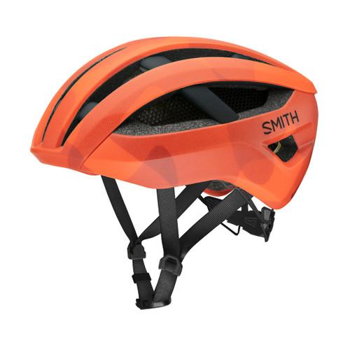 Matte Cinder Haze- Smith Network MIPS Helmet