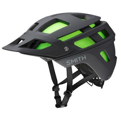 Matte Black - Smith Forefront 2 2019/20