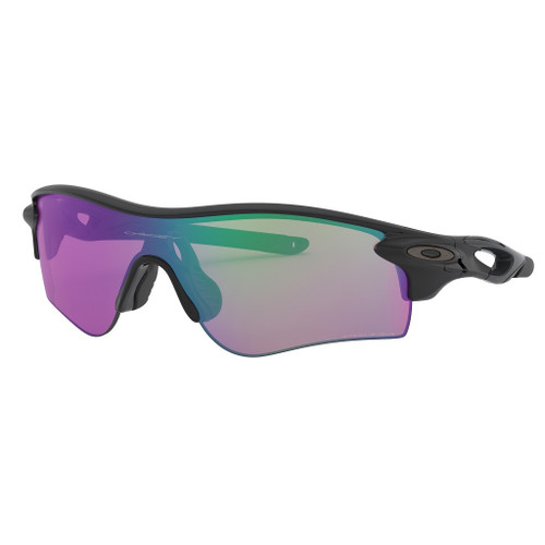 Matte Black w/ Prizm Road Jade - Oakley Radarlock Path Sunglasses