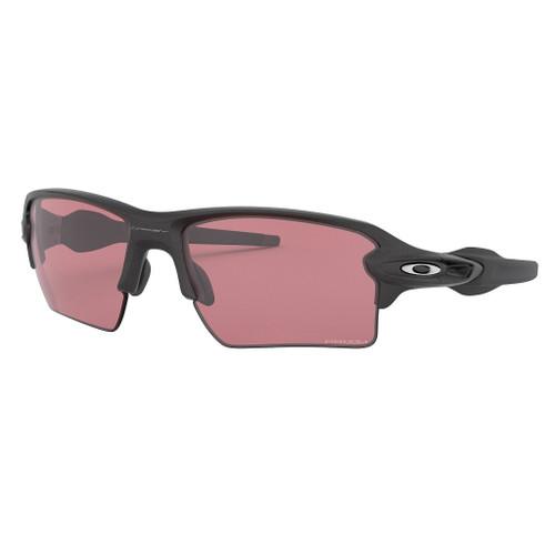 Steel w/ Prizm Dark Golf - Oakley Flak 2.0 Sunglasses