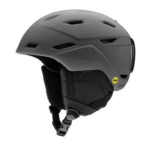 Matte Charcoal - Smith Mission MIPS Helmet