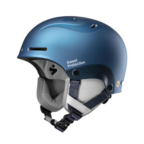 Teal Metallic - Sweet Protection Blaster II MIPS Helmet