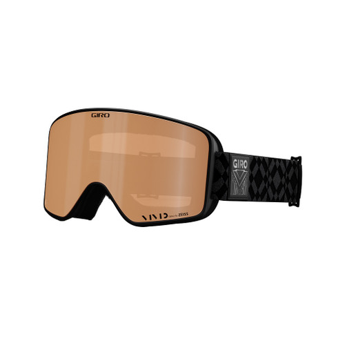 Black Limitless w/ Vivid Copper - Giro Method Goggles