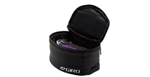 Giro Zipper Goggle Case Open