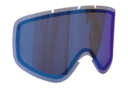 Persimmon Blue Mirror