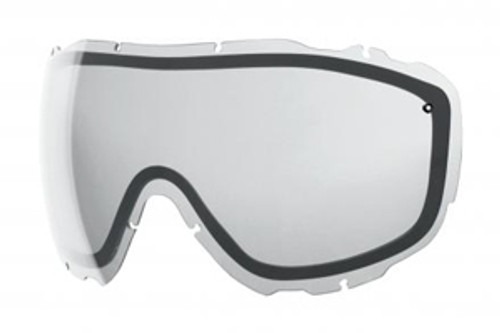 Clear - Smith Prophecy Turbo Fan Lenses