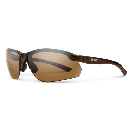 Brown w/ Polarized Brown - Smith Parallel Max 2 Sunglasses
