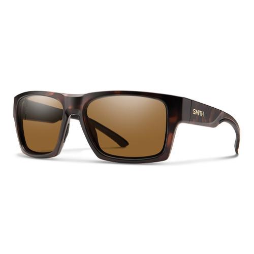 Matte Tortoise - Chromapop Polarized Brown - Smith Outlier XL 2 Sunglasses