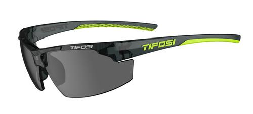 Crystal Smoke w/ Smoke - Tifosi Track Sunglasses