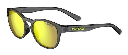 Crystal Vapor w/ Smoke Yellow - Tifosi Svago Sunglasses