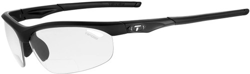 Tifosi Optics Veloce Reader Sunglasses - matte black light night fototec