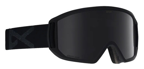 Anon Relapse Murdered Out Snowboard Goggle