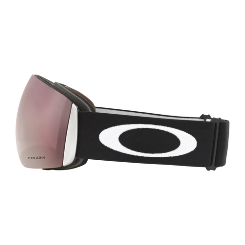 Oakley Flight Deck Goggle - Matte Black w/ Prizm Hi Pink