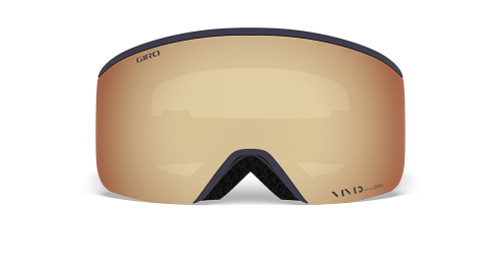 Giro Axis Midnight Red Throwback Ski Goggles 2