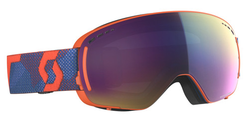 Scott LCG Compact Grenadine Orange Ski Goggles