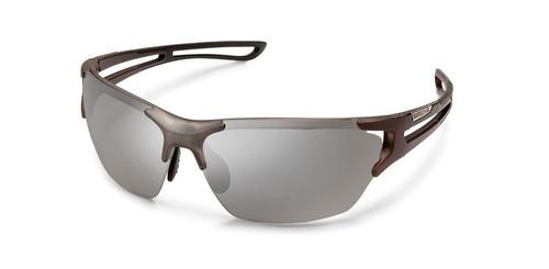 SunCloud Cutback Matte Smoke Polarized Sunglasses
