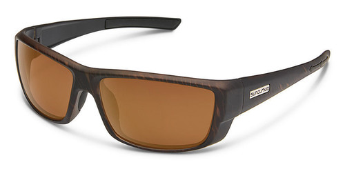 SunCloud Lock burnished Brown Polarized sunglasses